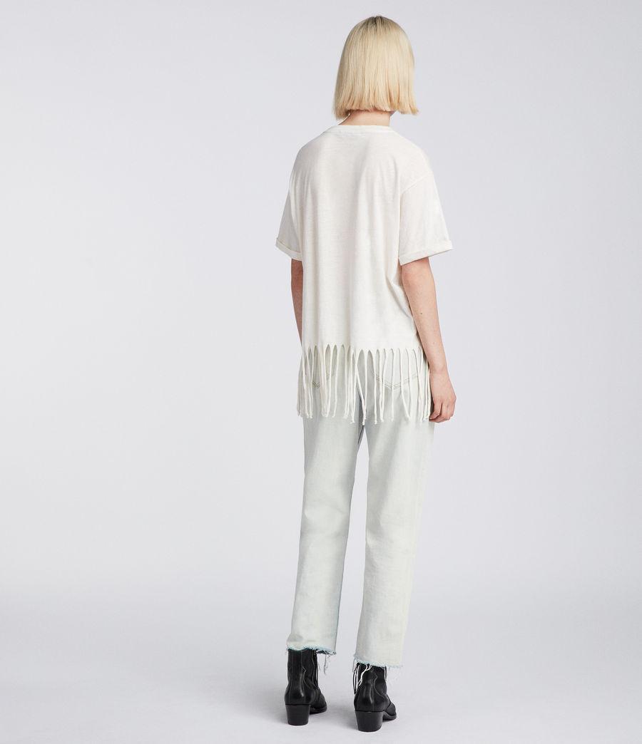 Mujer Camiseta Tami (vintage_white) - Image 4