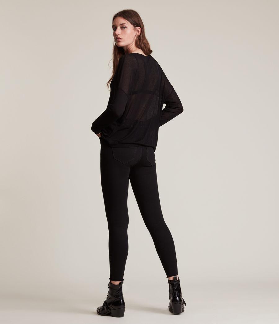 Women's Francesco Rita T-Shirt (black) - Image 5