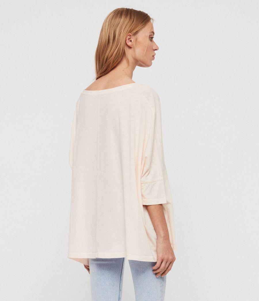 Femmes T-Shirt Plira Slash (pale_pink) - Image 6