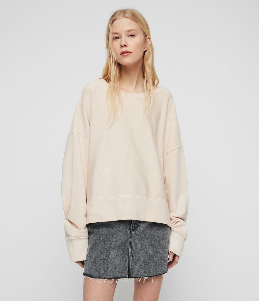 Women's Piro Sweatshirt (sorbet_pink) - Image 2