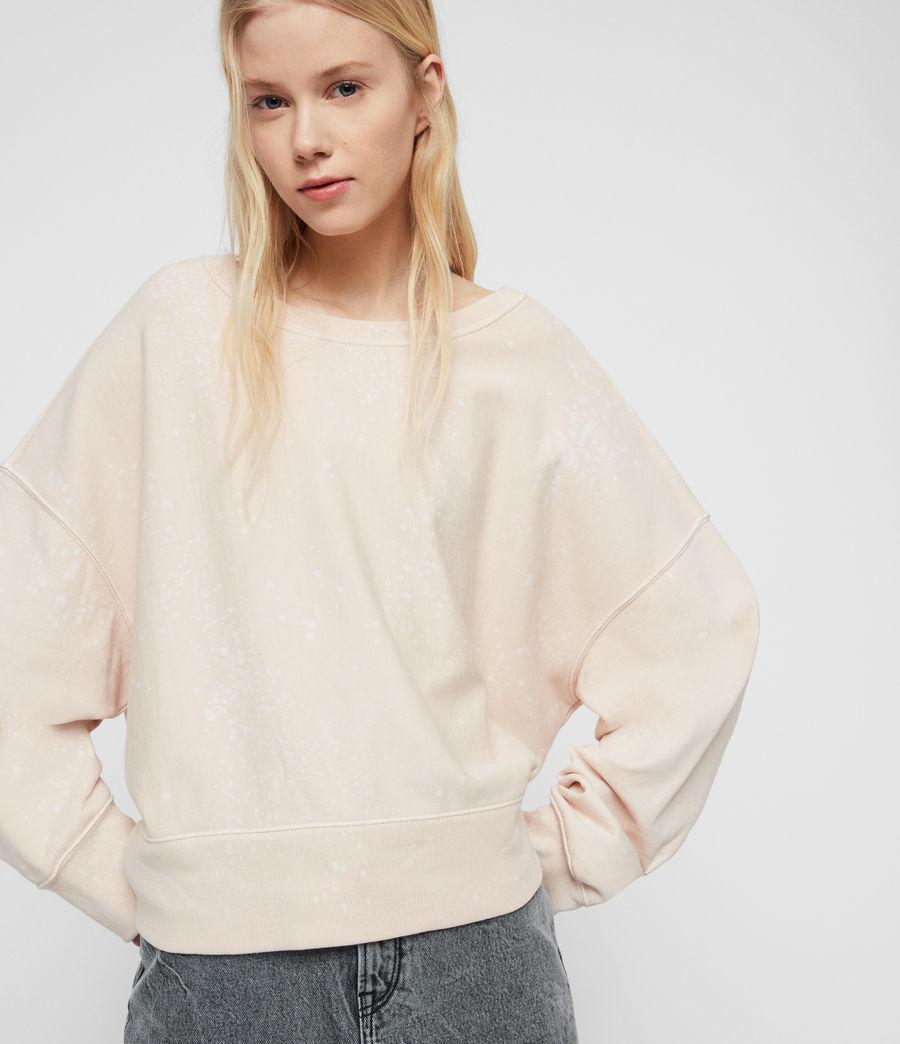 Women's Piro Sweatshirt (sorbet_pink) - Image 4