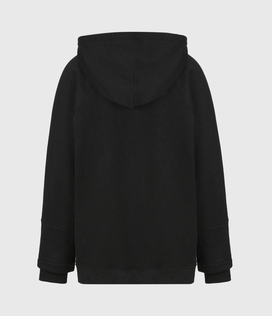 Femmes Sweat à Capuche AllSaints Lucia (black) - Image 3