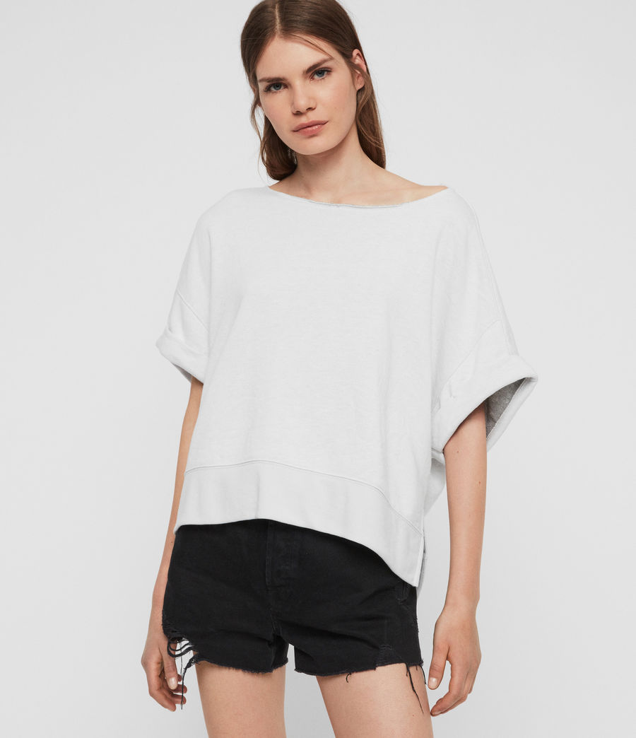 Femmes Sweat Quince (ivory_white) - Image 1