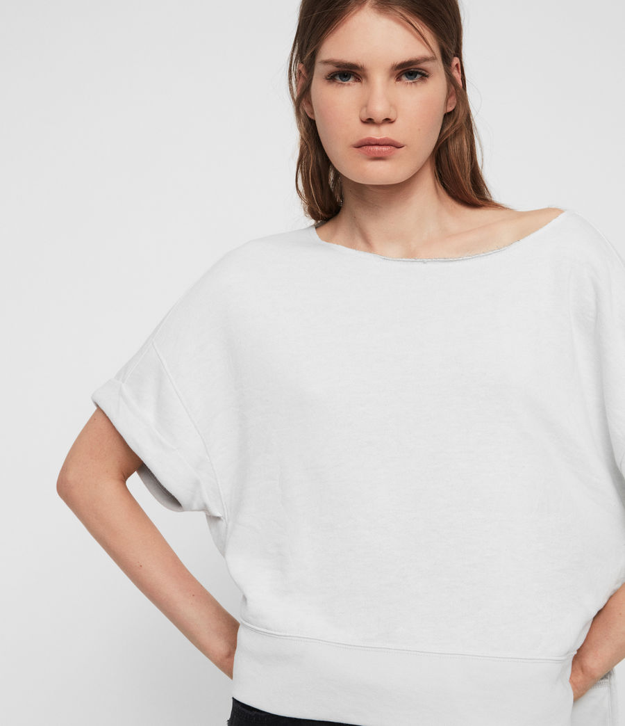 Femmes Sweat Quince (ivory_white) - Image 2