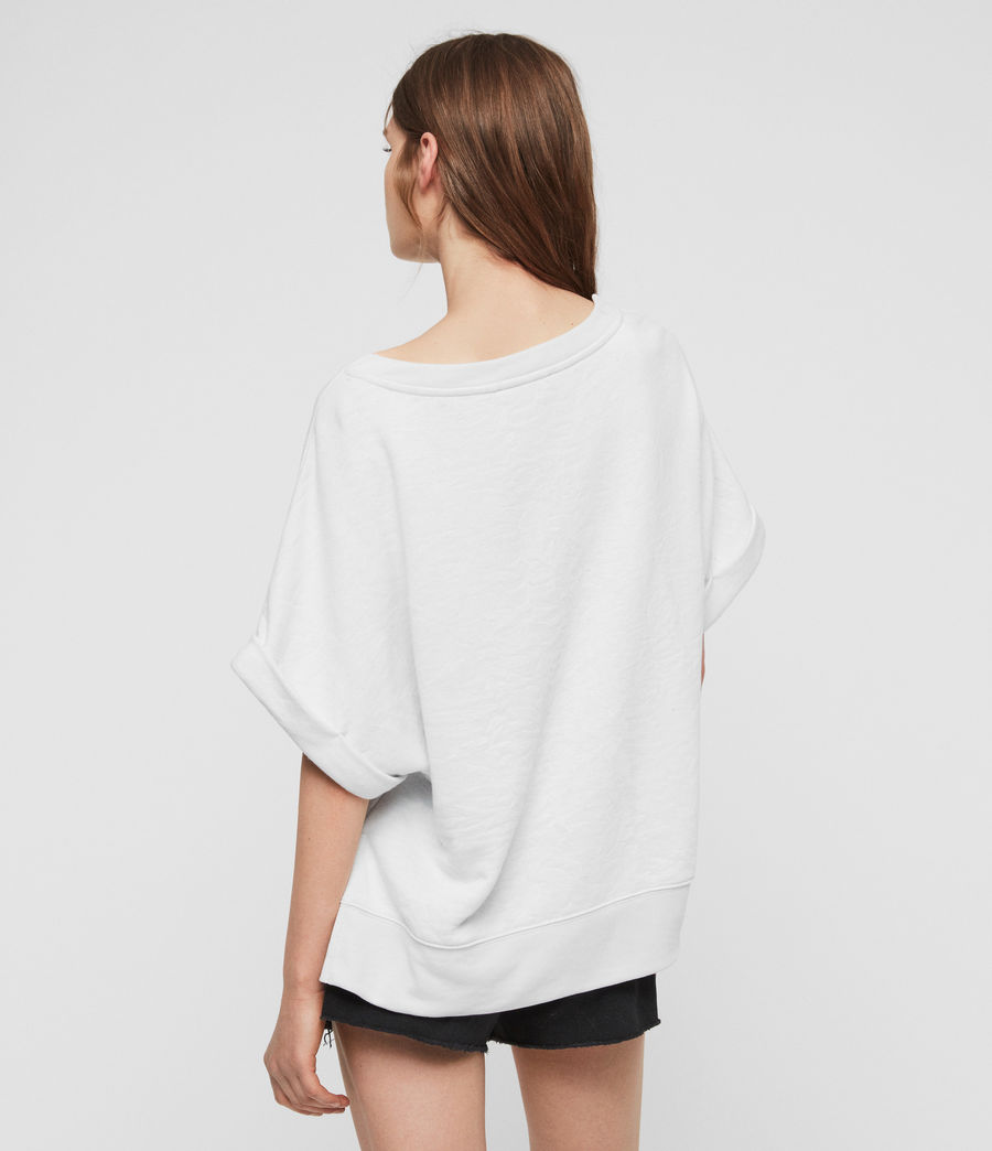 Femmes Sweat Quince (ivory_white) - Image 5