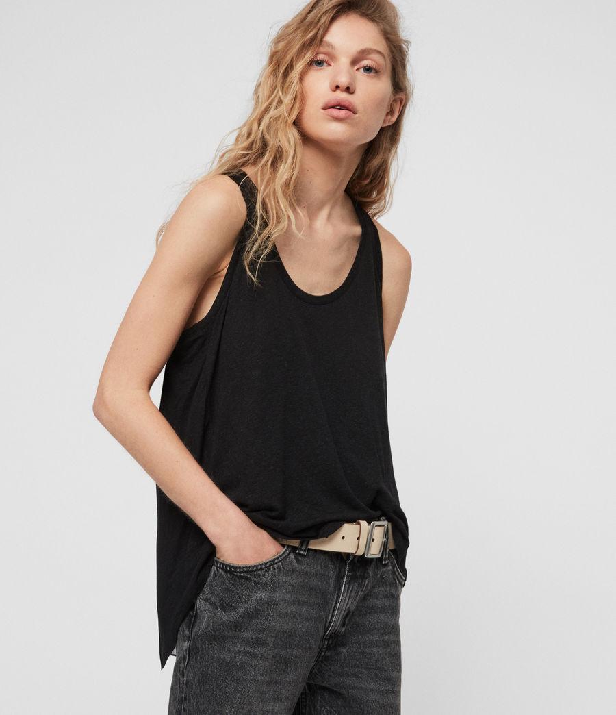 Women's Francas Vest (black) - Image 1