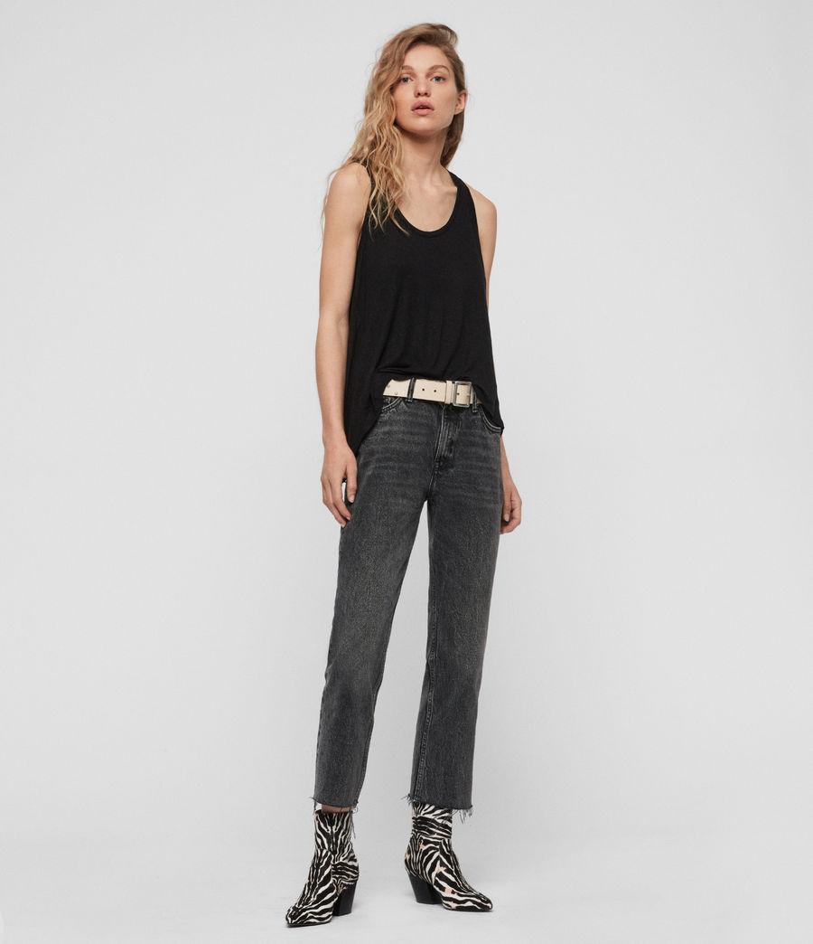 Women's Francas Vest (black) - Image 2