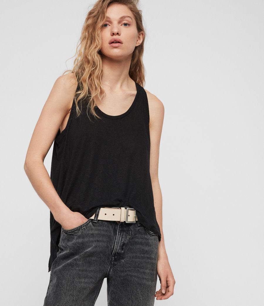 Women's Francas Vest (black) - Image 4