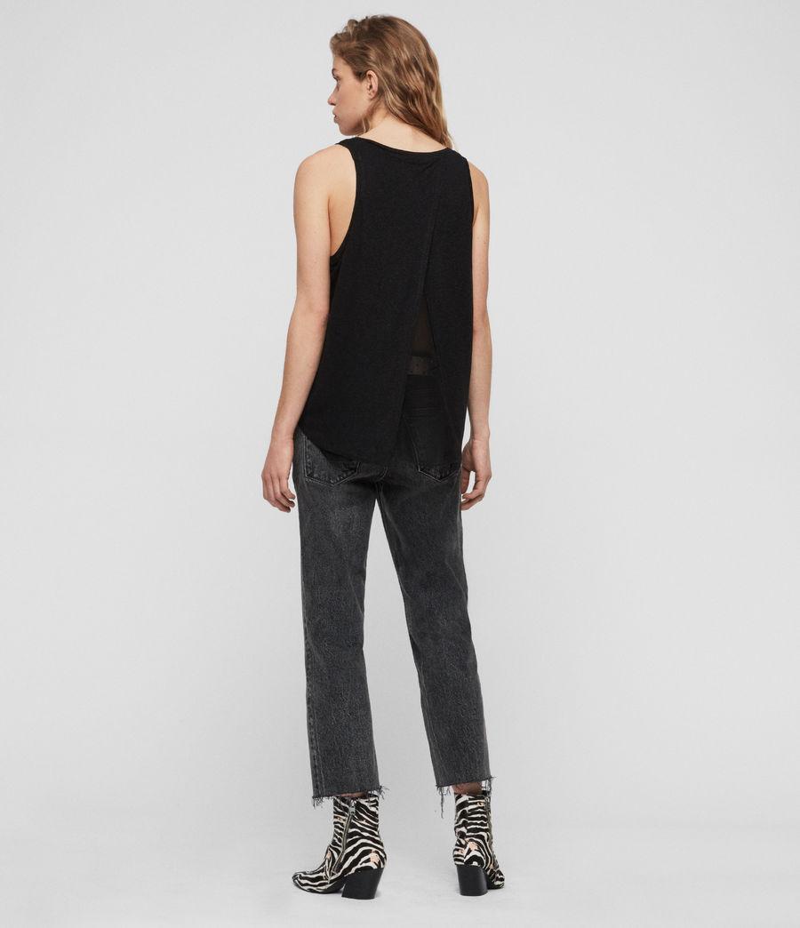 Women's Francas Vest (black) - Image 5
