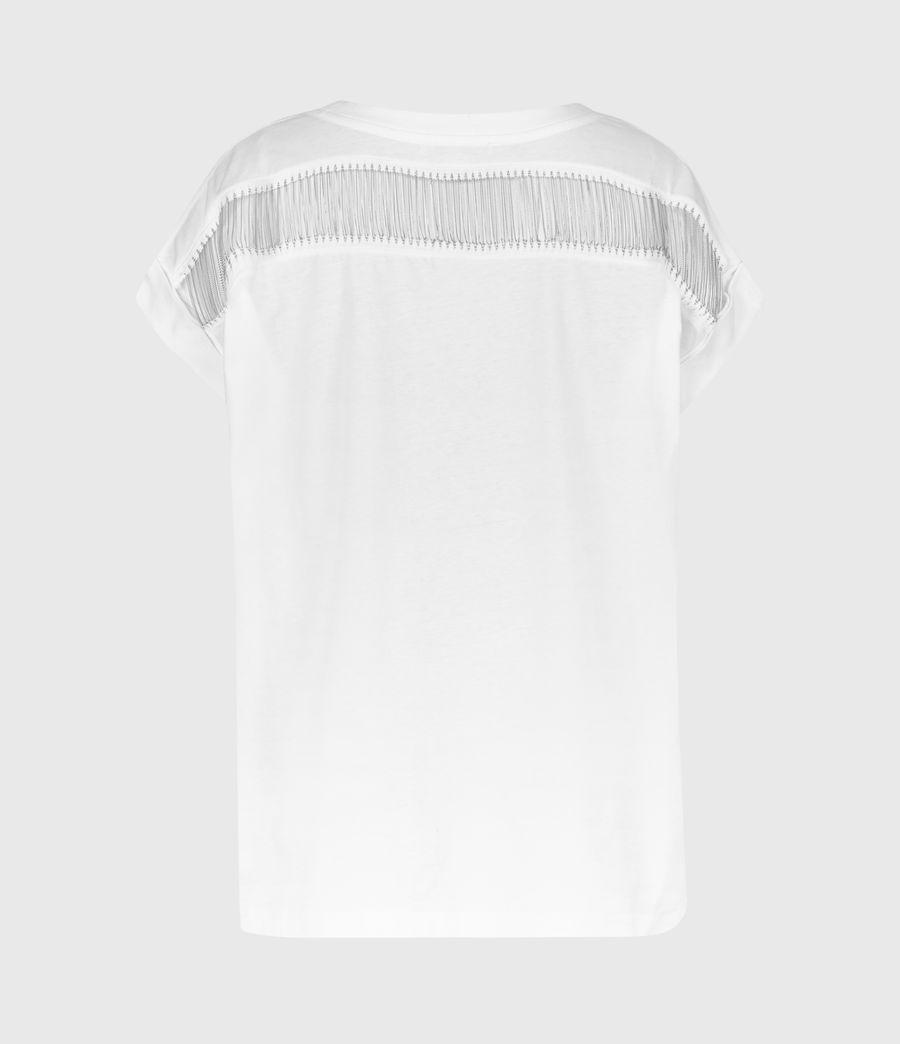 Women's Imogen Boy Jaine T-Shirt (optic_white) - Image 3