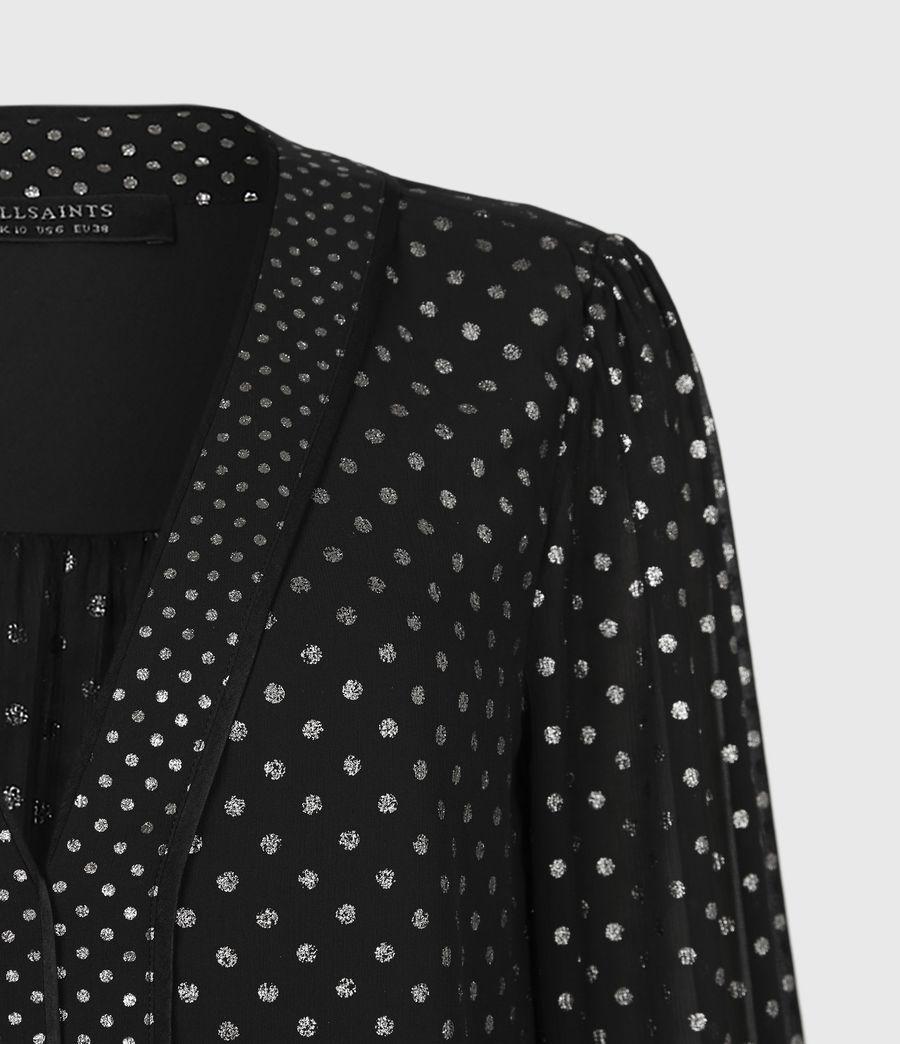 Women's Tenaya Dot Top (black) - Image 5