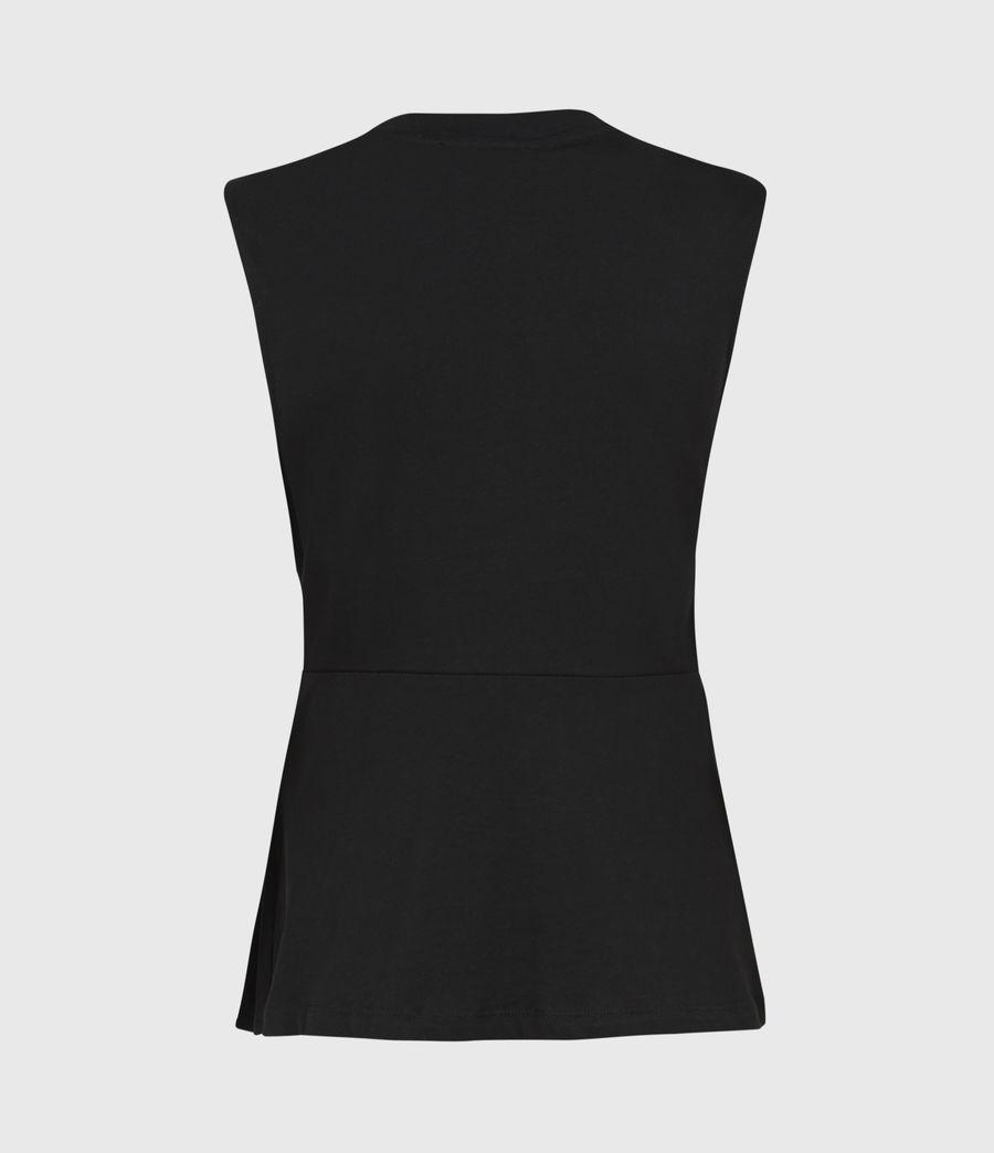 Womens Limera Tank (black) - Image 3
