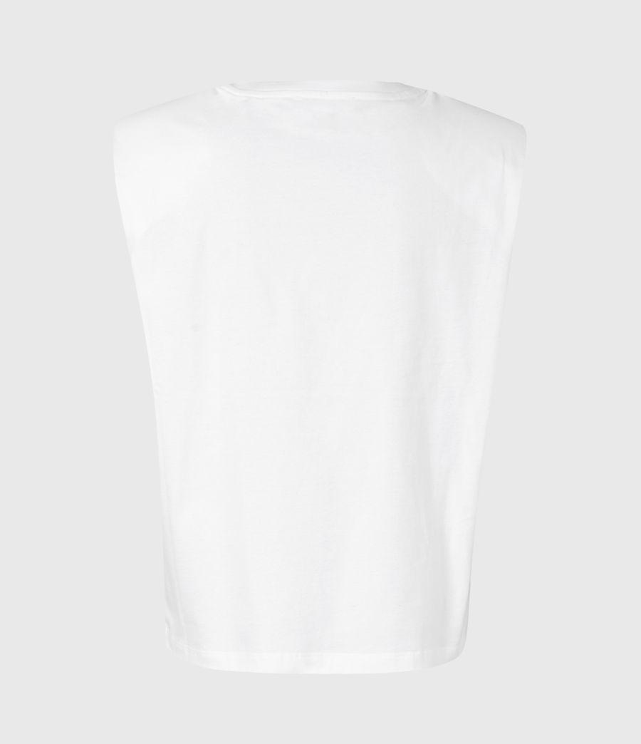 Donne Coni Tank (optic_white) - Image 3
