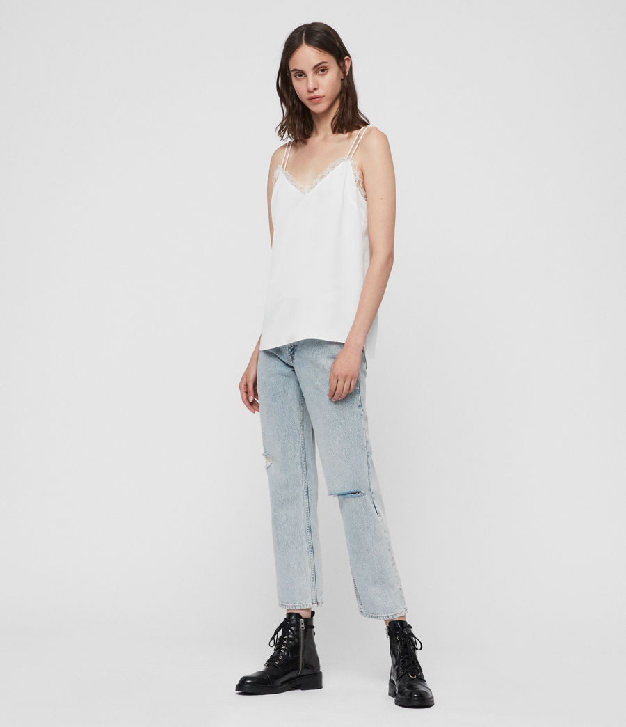 Damen Nia Top (chalk_white) - Image 4