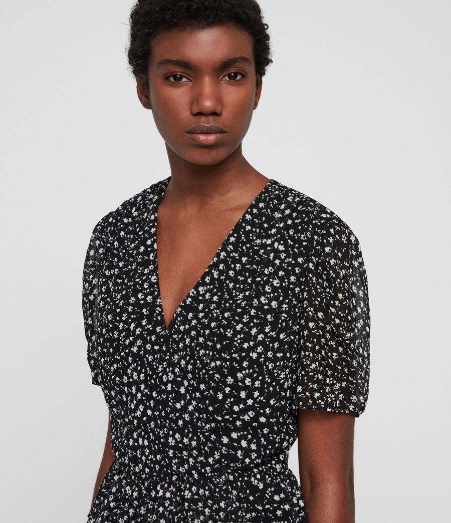 Womens Ilia Pippa Top (black) - Image 2