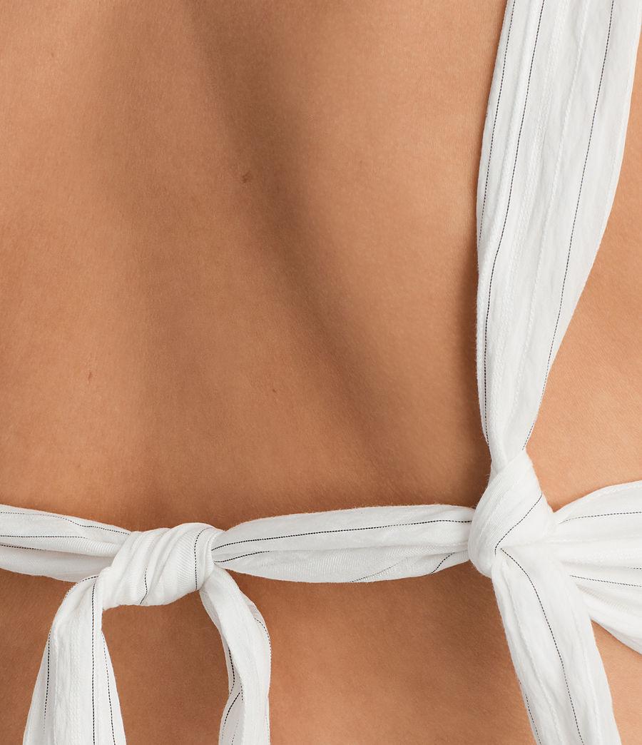 Femmes Top Stina (chalk_white) - Image 3
