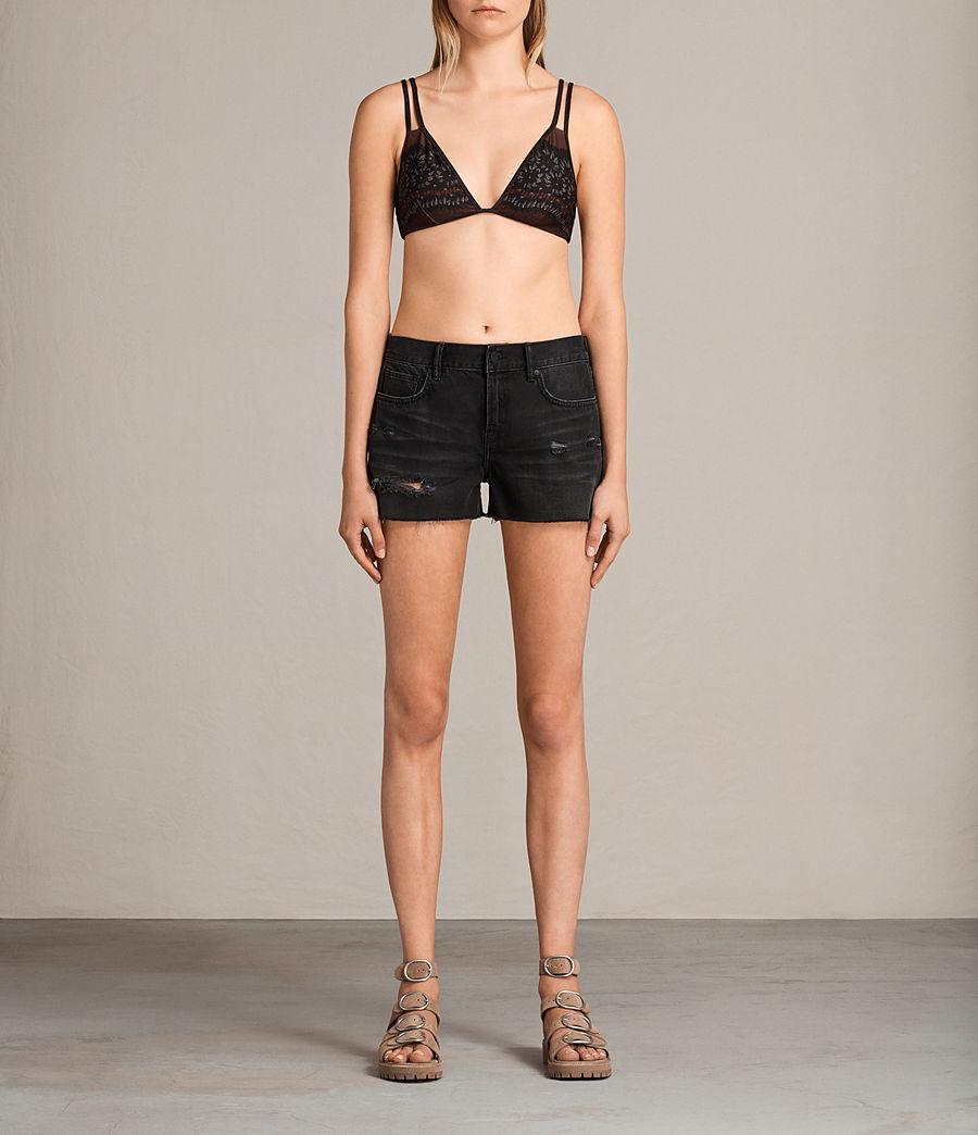 Damen Cara Anokhi Bikini Top (auburn_brown) - Image 1