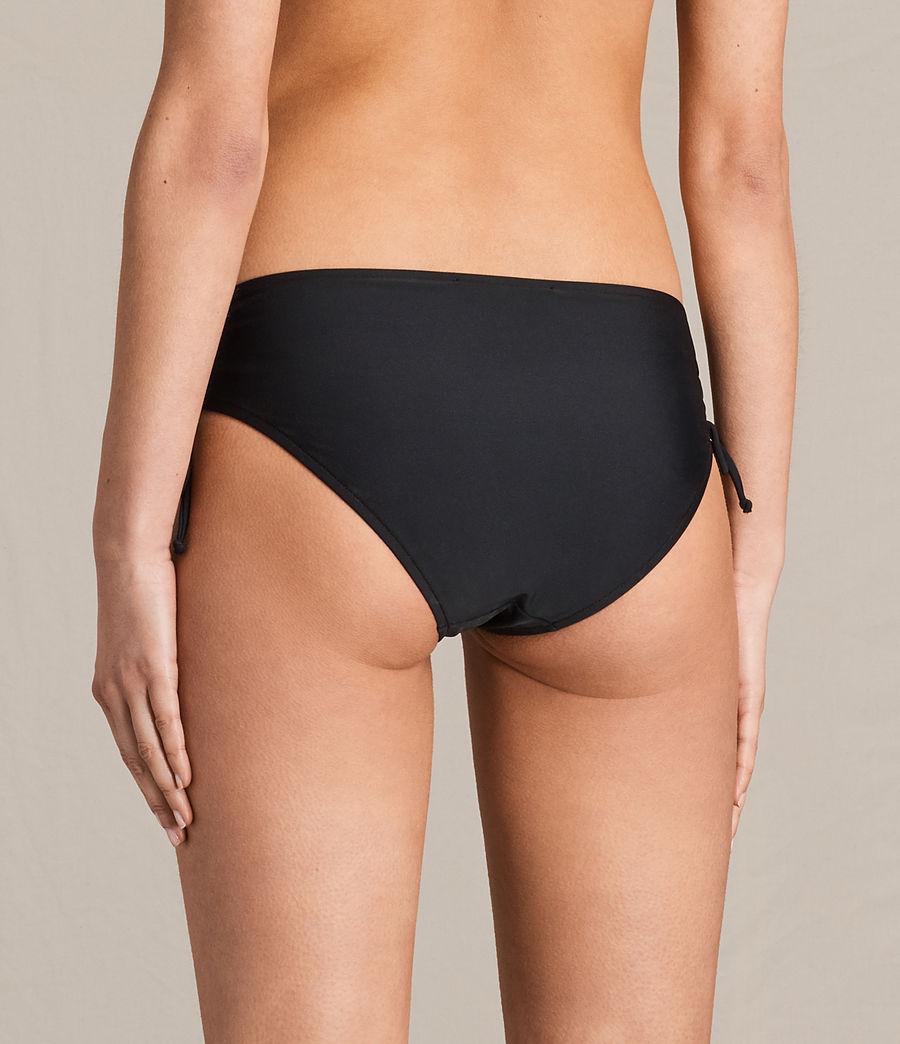 Donne Slip Bikini Lazo (black) - Image 4
