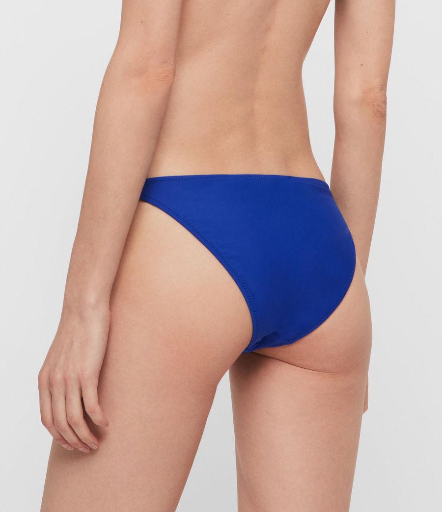 Mujer Braguita de Bikini Audrie (blue_black) - Image 4