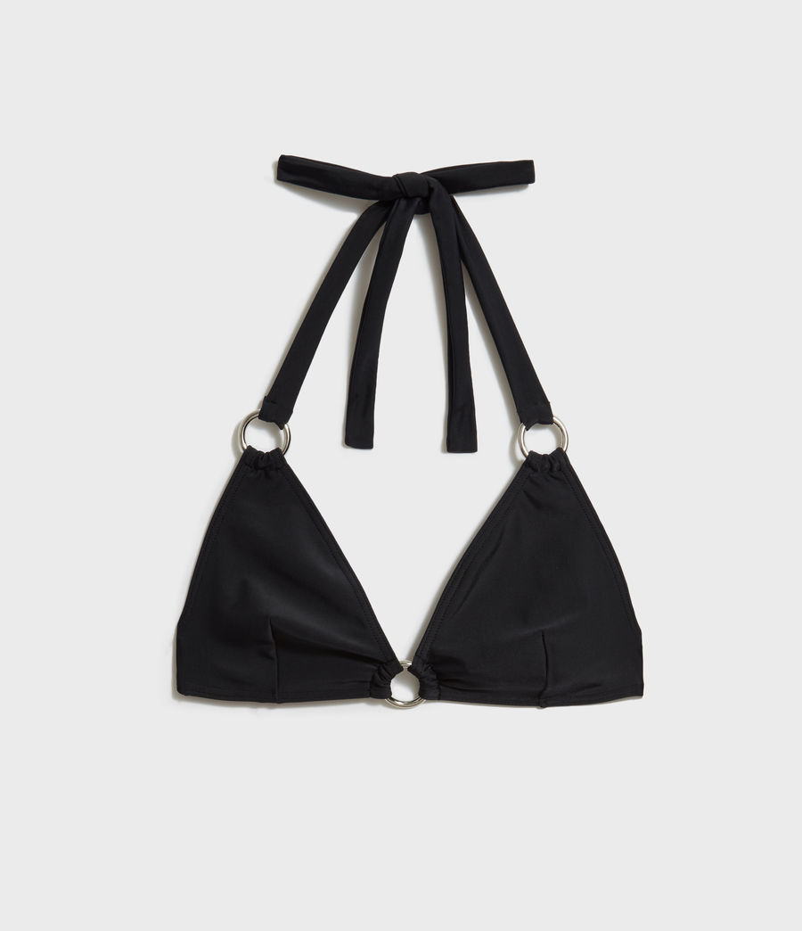 Femmes Haut de maillot Harlo (black) - Image 5