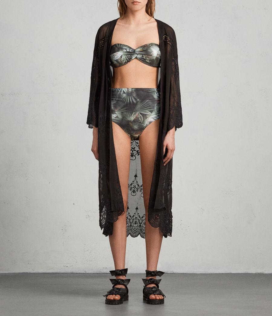Women's Ola Colada Bikini Top (night) - Image 1