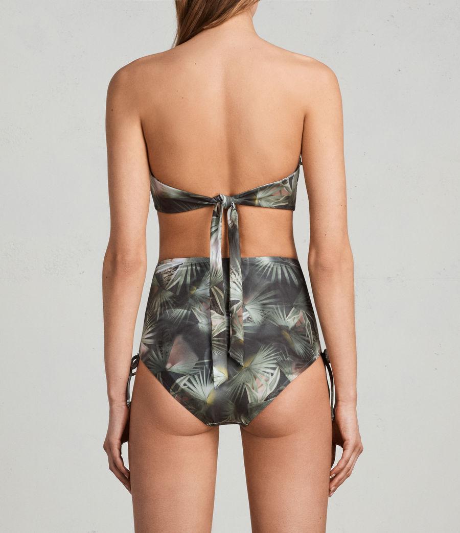 Women's Ola Colada Bikini Top (night) - Image 4