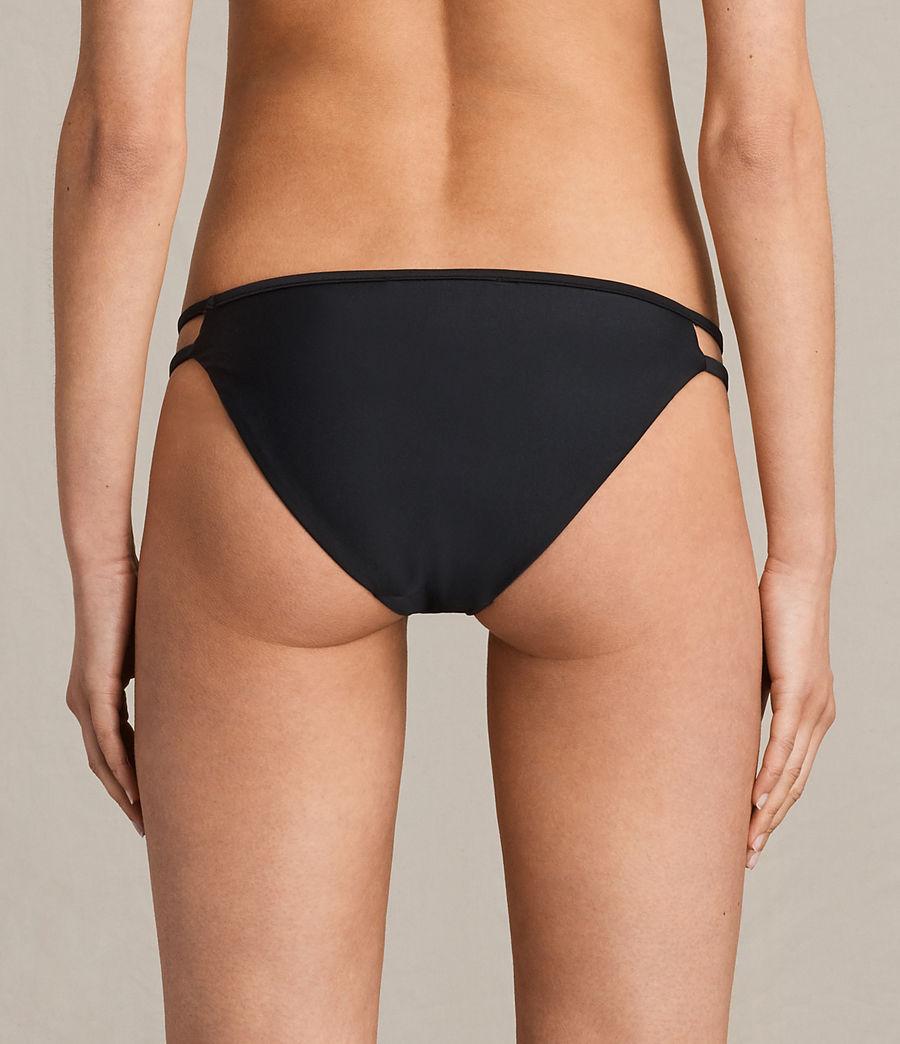Donne Slip Bikini Cassia (black) - Image 4