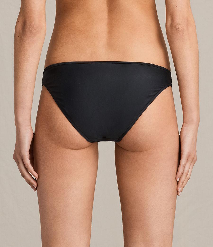 Femmes Bas de bikini Sofia (black) - Image 4