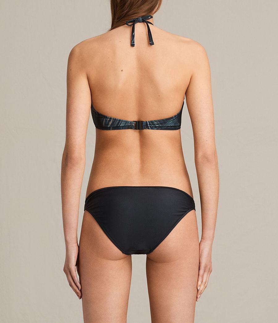 Women's Sofia Neluwa Bikini Top (black) - Image 3