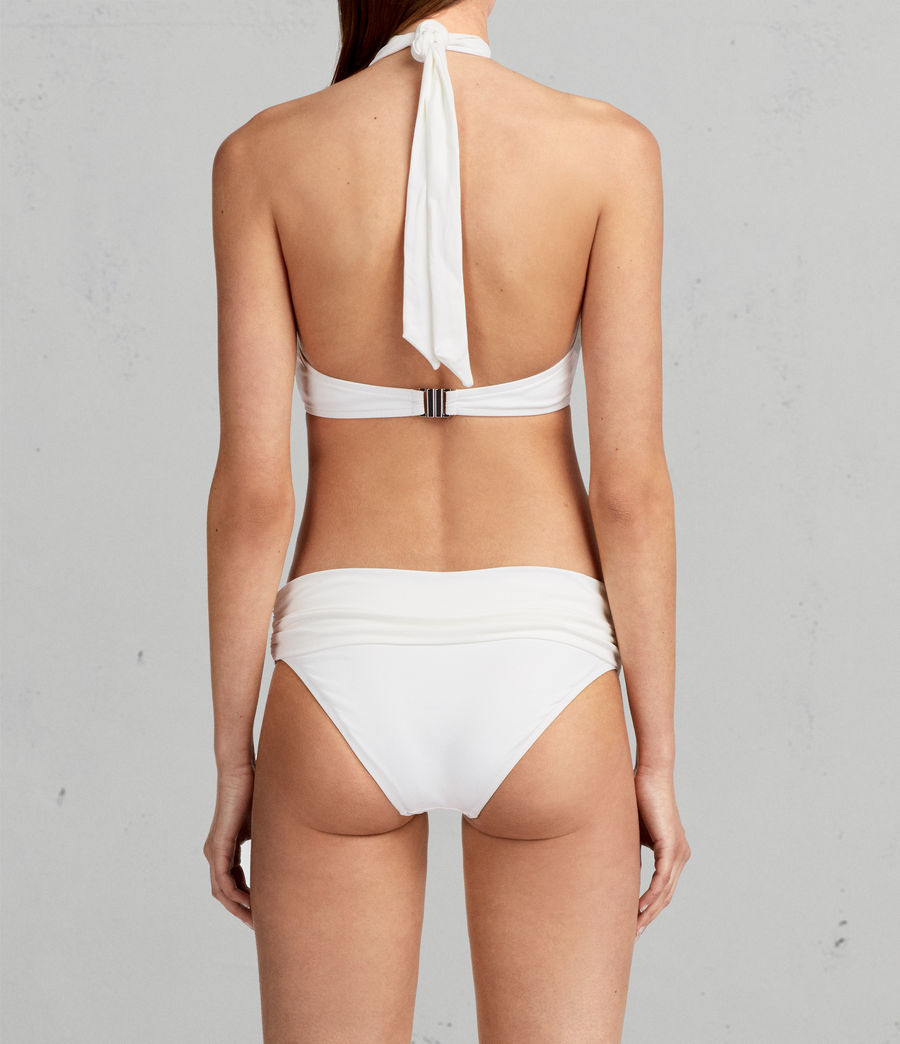 Womens Libbie Bikini Top (chalk) - Image 4