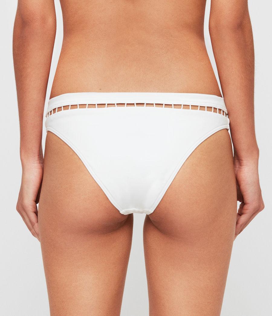 Damen Gorah Bikinihose (white) - Image 3