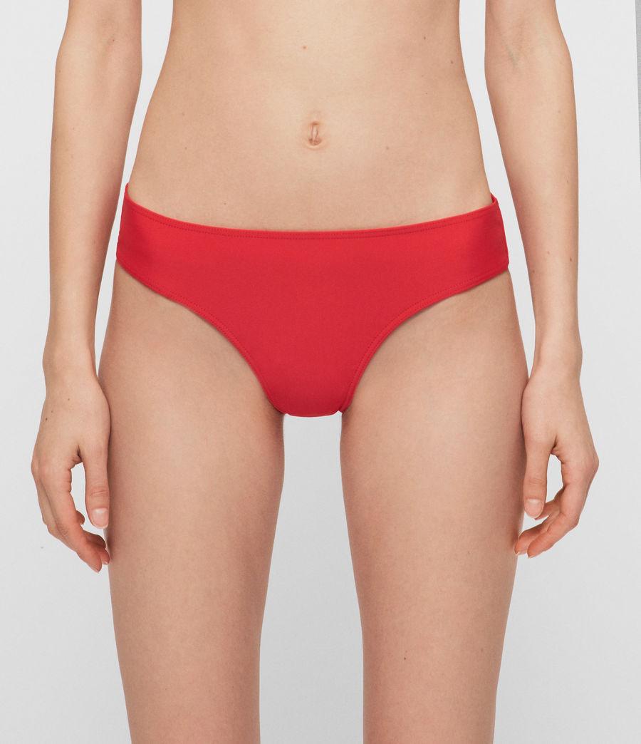 Mujer Braguita de Bikini Gina (red) - Image 3