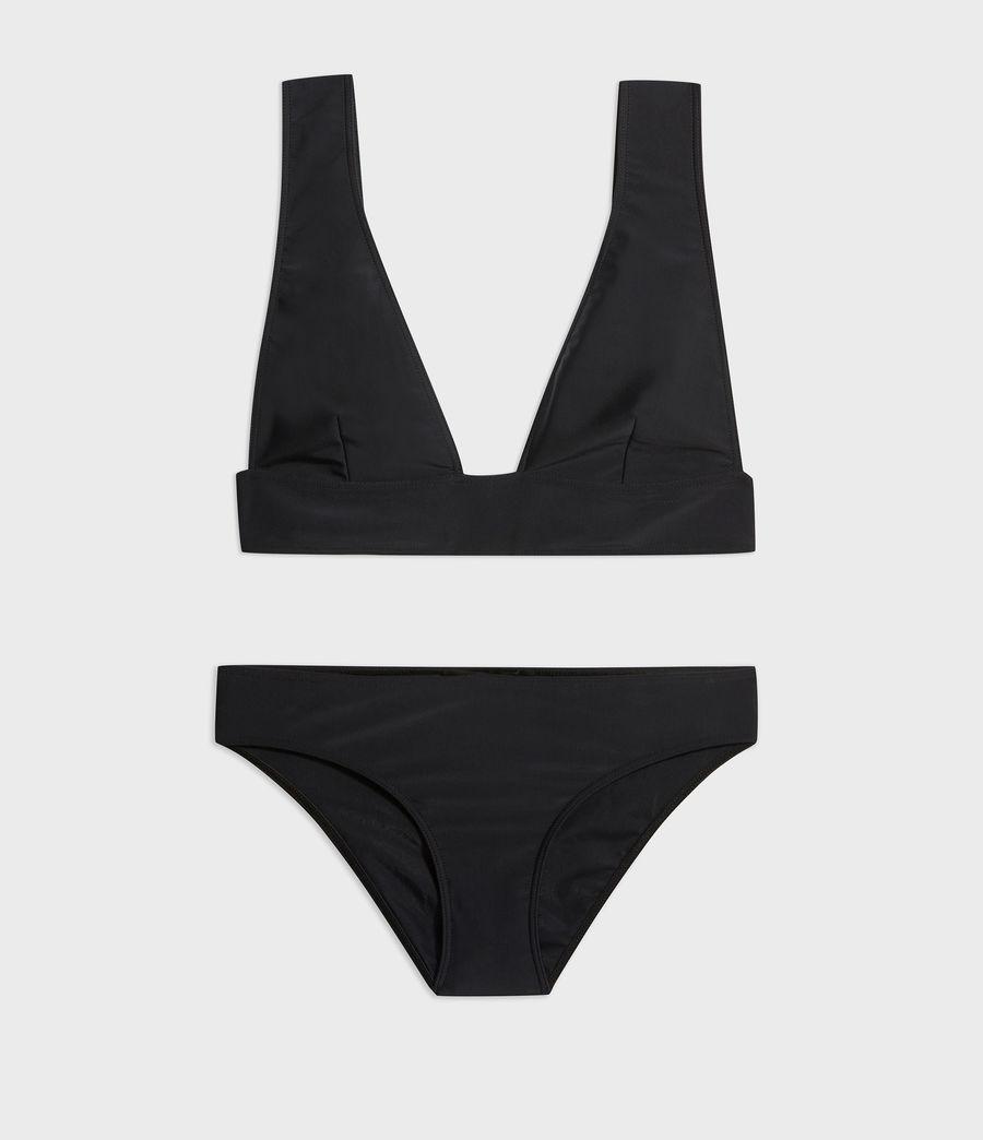Damen Gina Bikinihose (black) - Image 6
