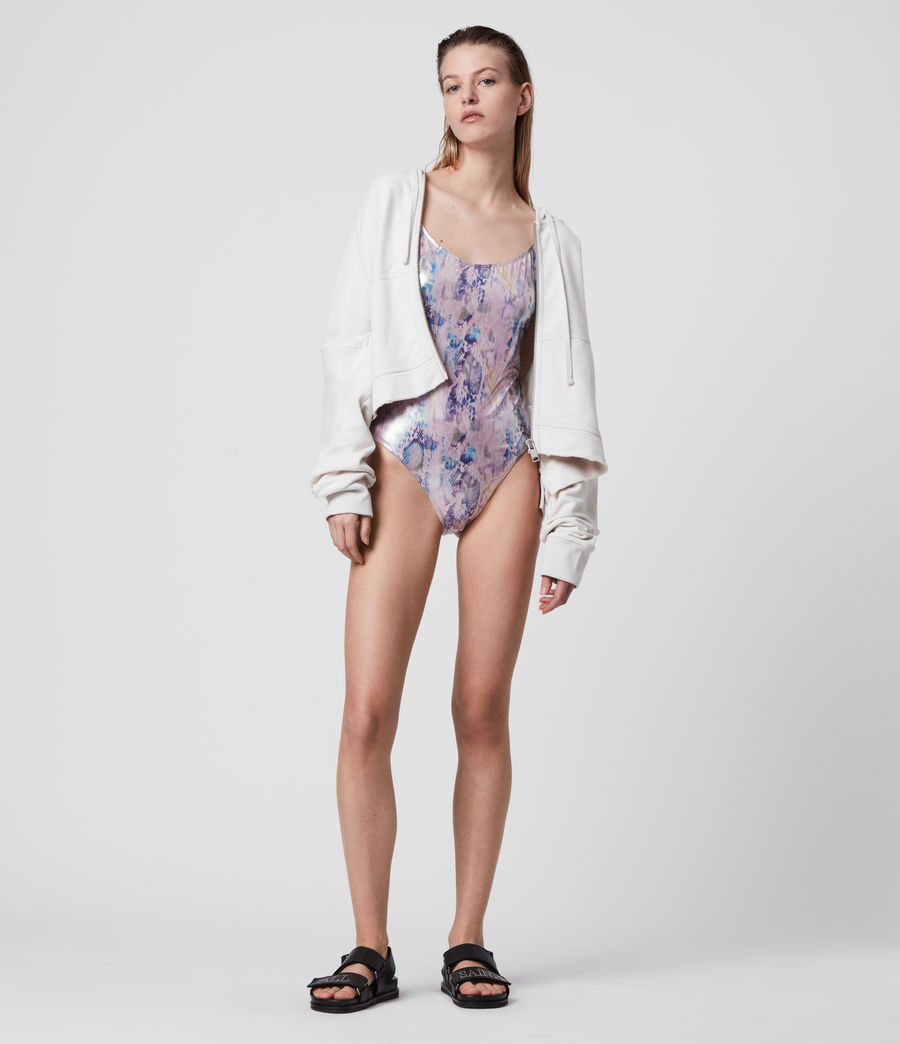 Mujer Ellis Masala Swimsuit (mink_pink) - Image 3