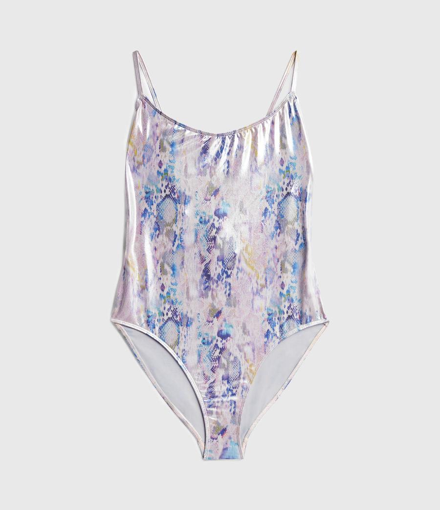 Mujer Ellis Masala Swimsuit (mink_pink) - Image 6