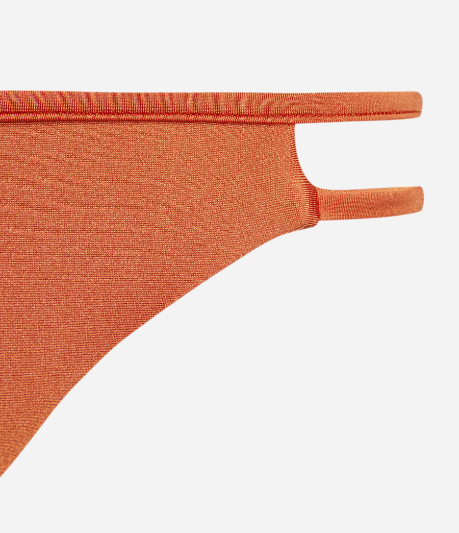 Damen Cara Bikini Bottoms (chakra_orange) - Image 3