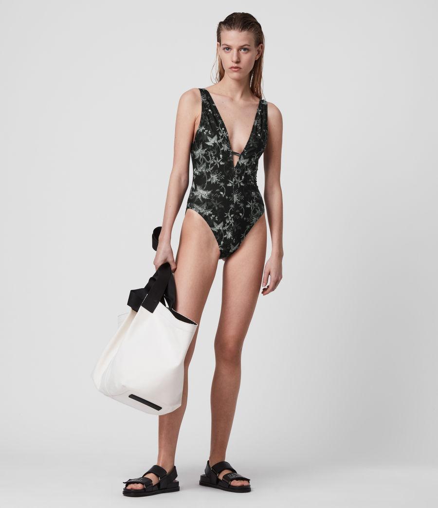 Women's Chezza Evolution Swimsuit (black) - Image 1