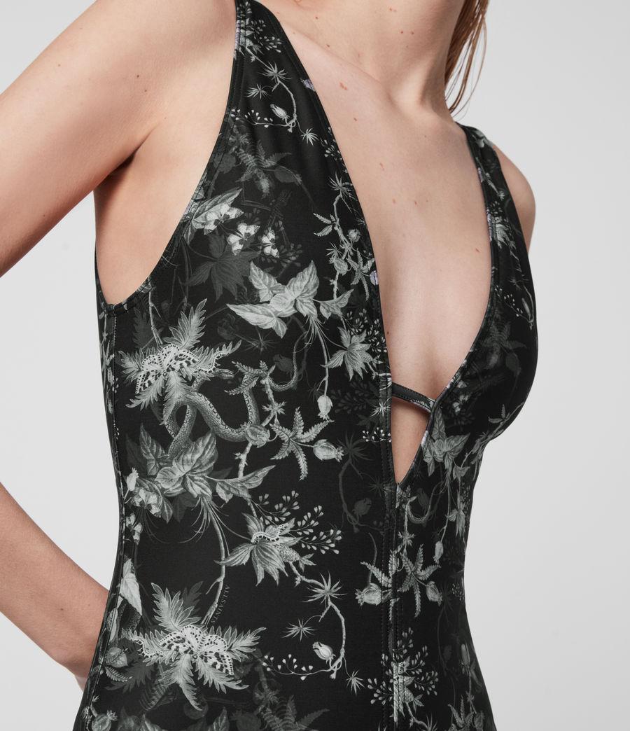 Women's Chezza Evolution Swimsuit (black) - Image 3