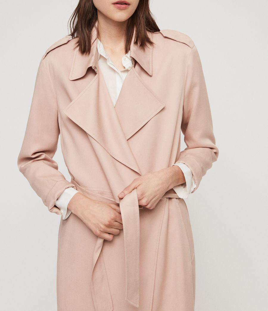 Mujer Gabardina Bexley (blush_pink) - Image 2