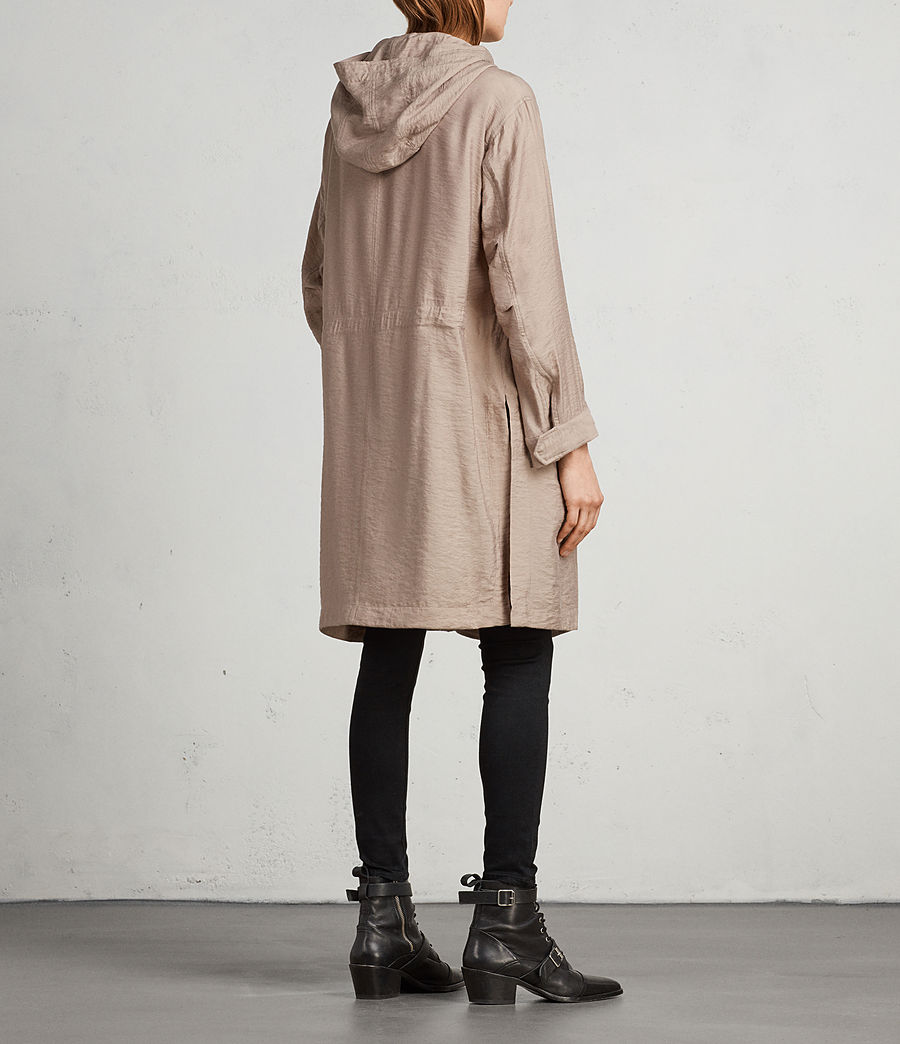 Womens Kinsley Parka (dusty_pink) - Image 5