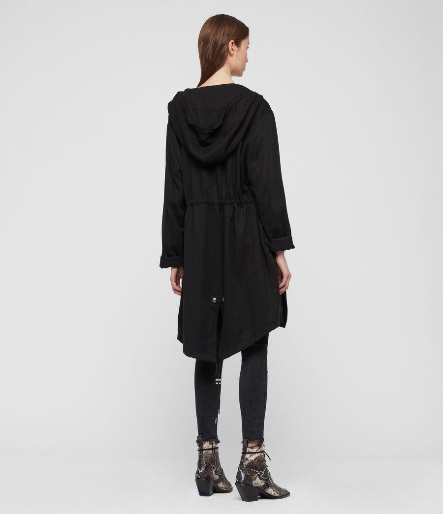 Femmes Parka Bexley (black) - Image 5