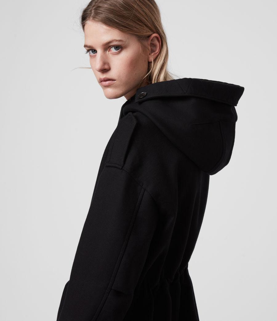 Womens Kelsie Jacket (black) - Image 2