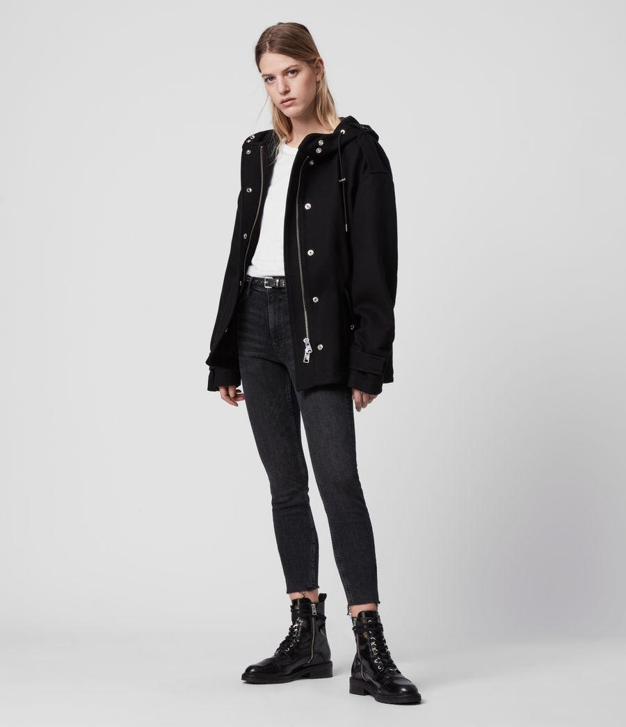 Damen Kelsie Jacket (black) - Image 2