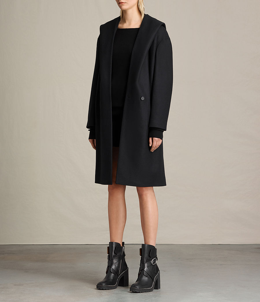 Donne Cappotto Scala (black) - Image 5