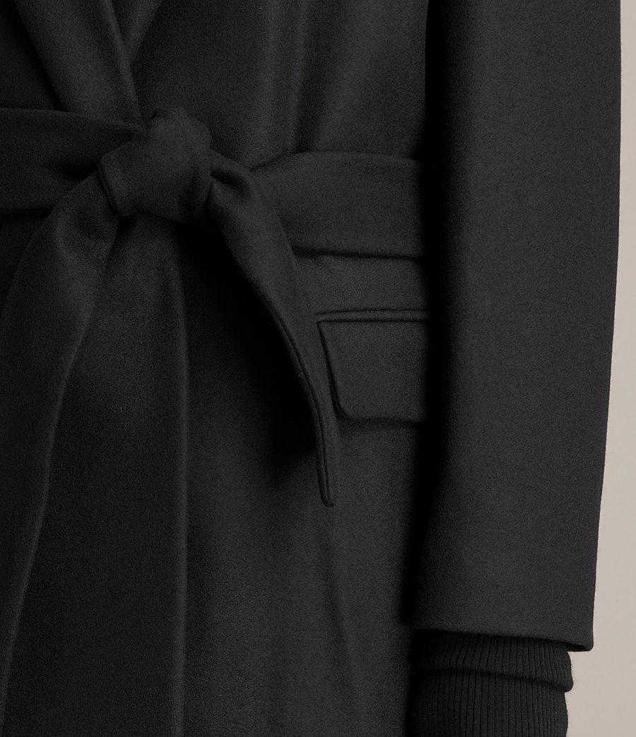Donne Cappotto Scala (black) - Image 6