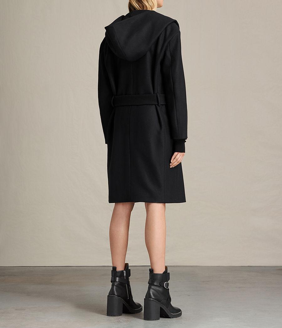 Donne Cappotto Scala (black) - Image 7