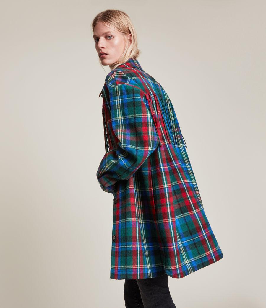 Damen Sofina Jacket (blue_red) - Image 2