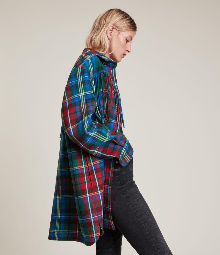 Damen Sofina Jacket (blue_red) - Image 5