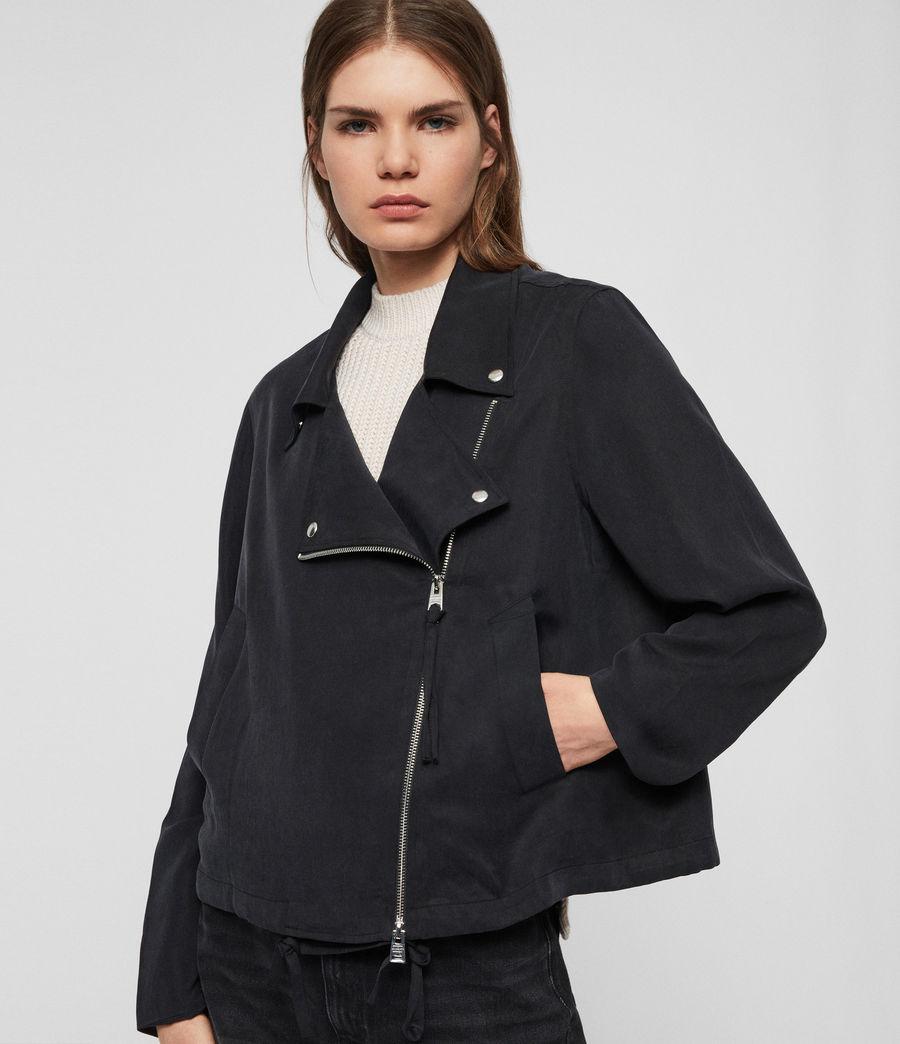 Women's Macey Jacket (black) - Image 1