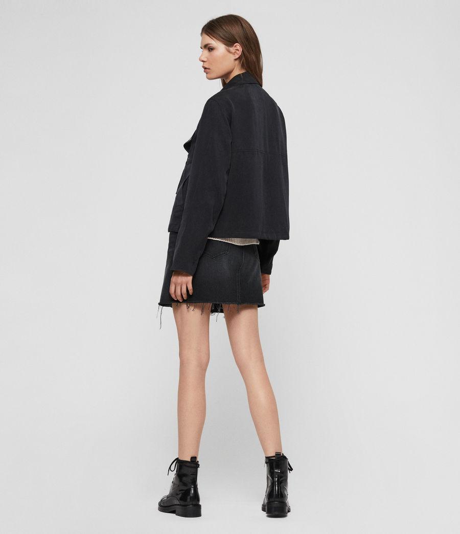 Women's Macey Jacket (black) - Image 5